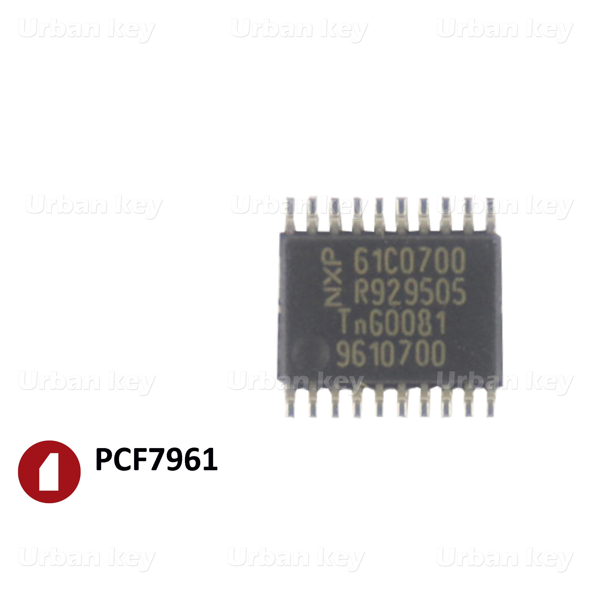 TRANSPONDER PCF 7961