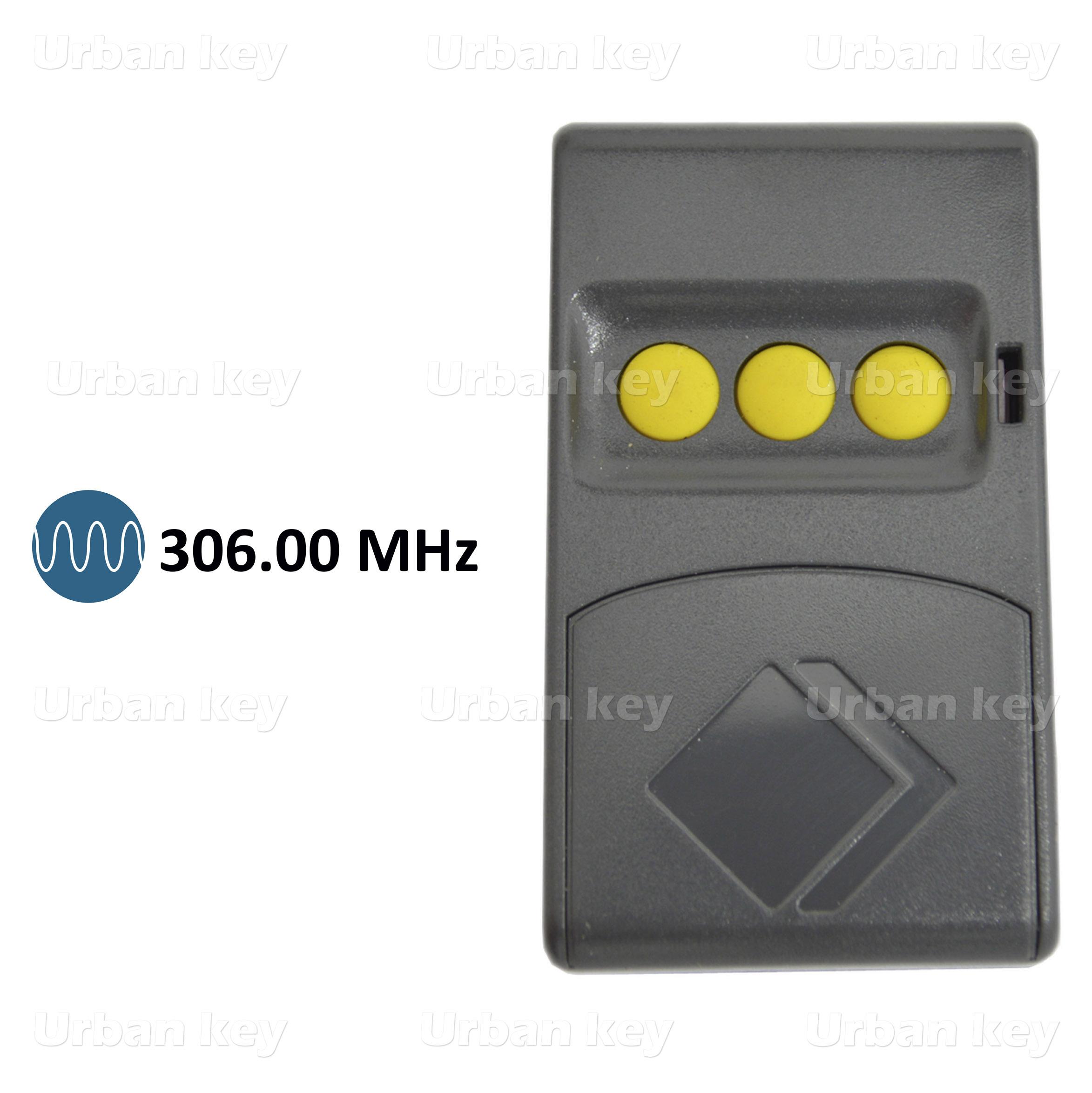 EMISSOR MOTORLINE MX3  306MHZ 3 CANAIS