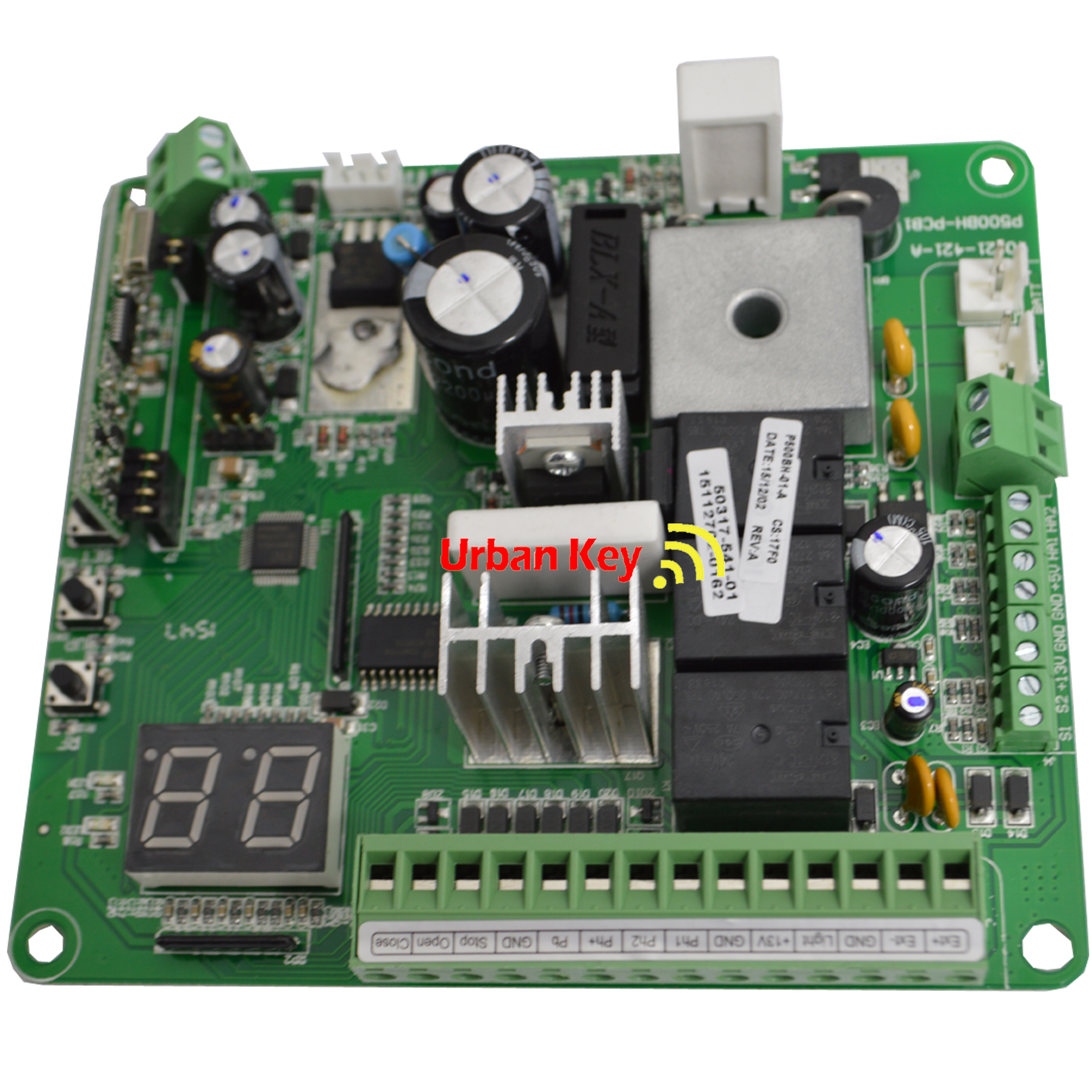 CENTRAL DIGITAL P/MOTOR CORRER PL500/800