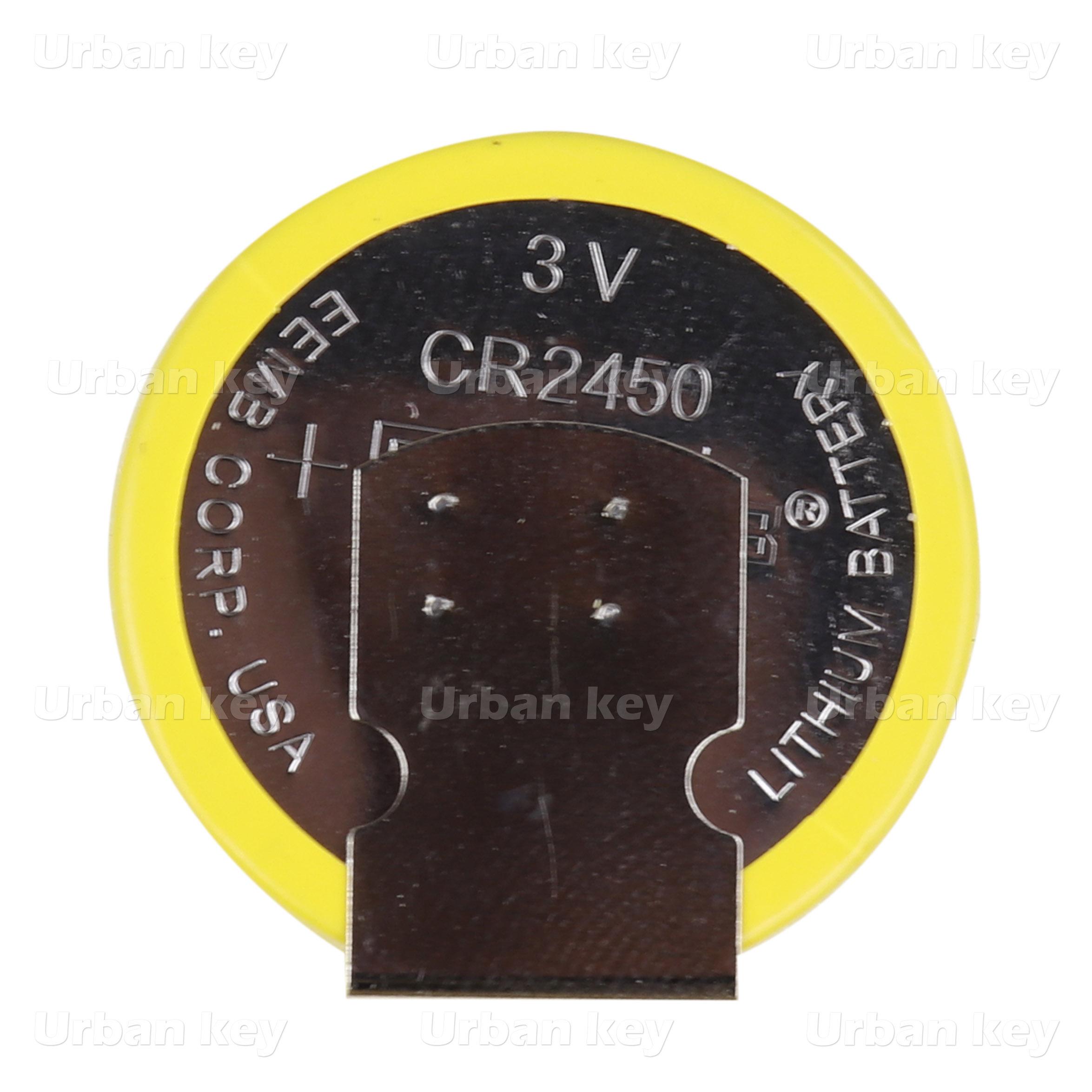 BATERIA LITHIUM BOTAO CR2450 3V 550ma