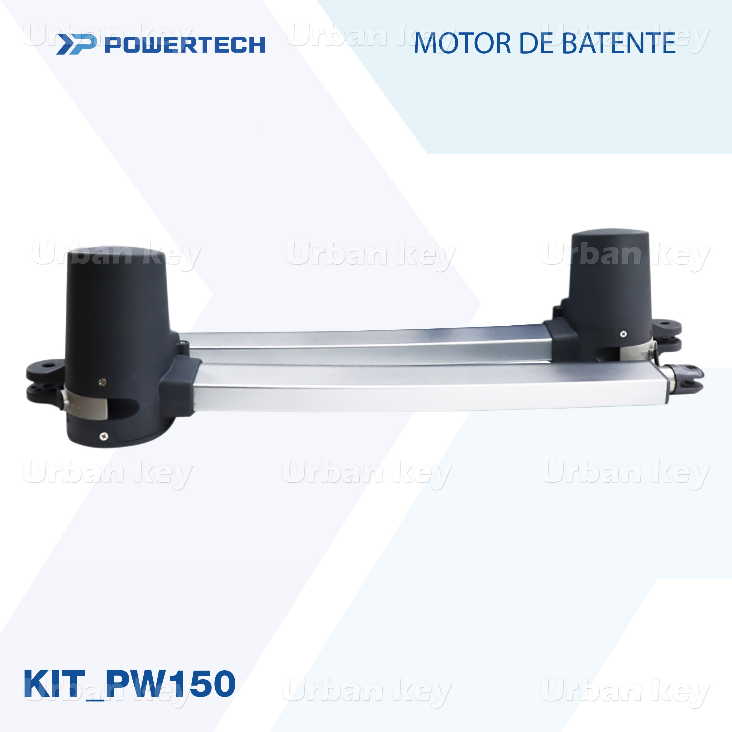 KIT BATENTE POWERTECH PW150 24V
