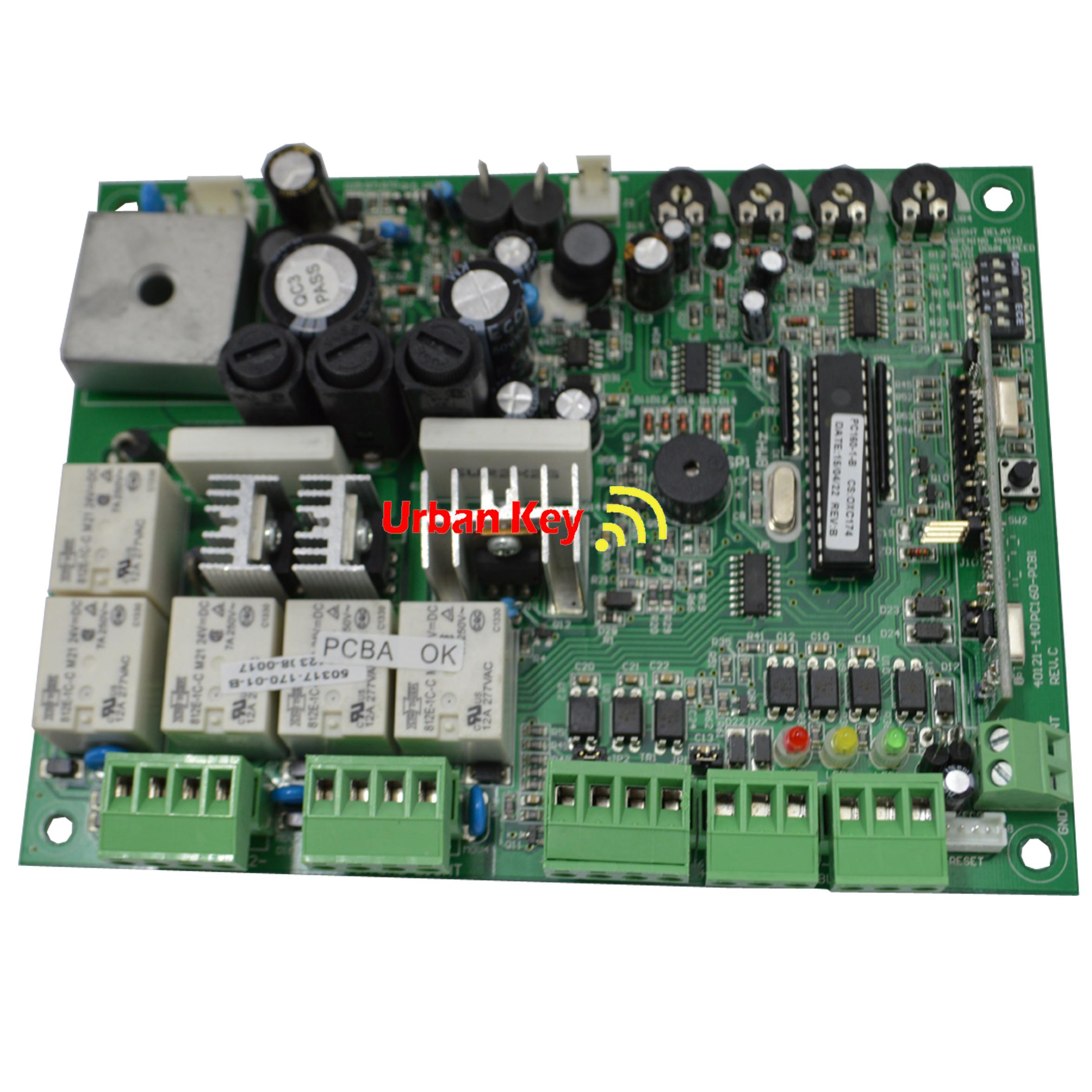 CENTRAL BATENTE POWERTECH PC160 24V