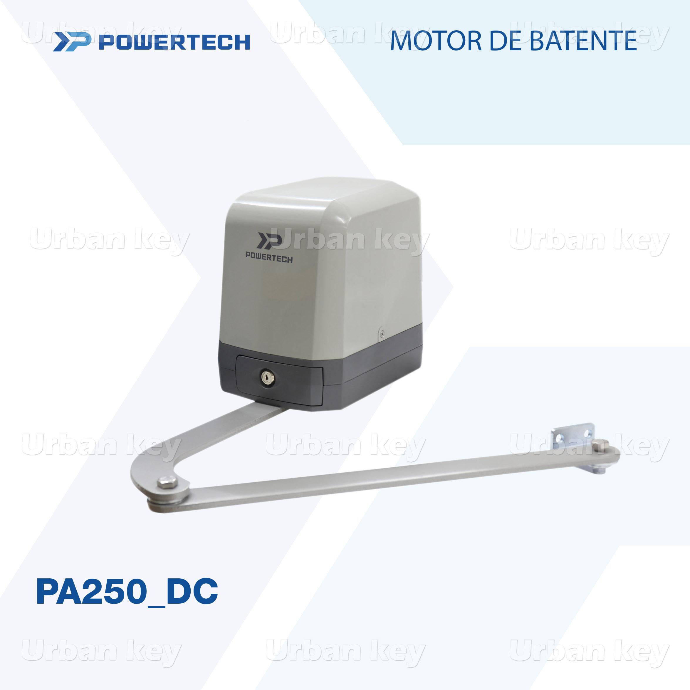 BRACO POWERTECH ARTICULADO PA250_DC