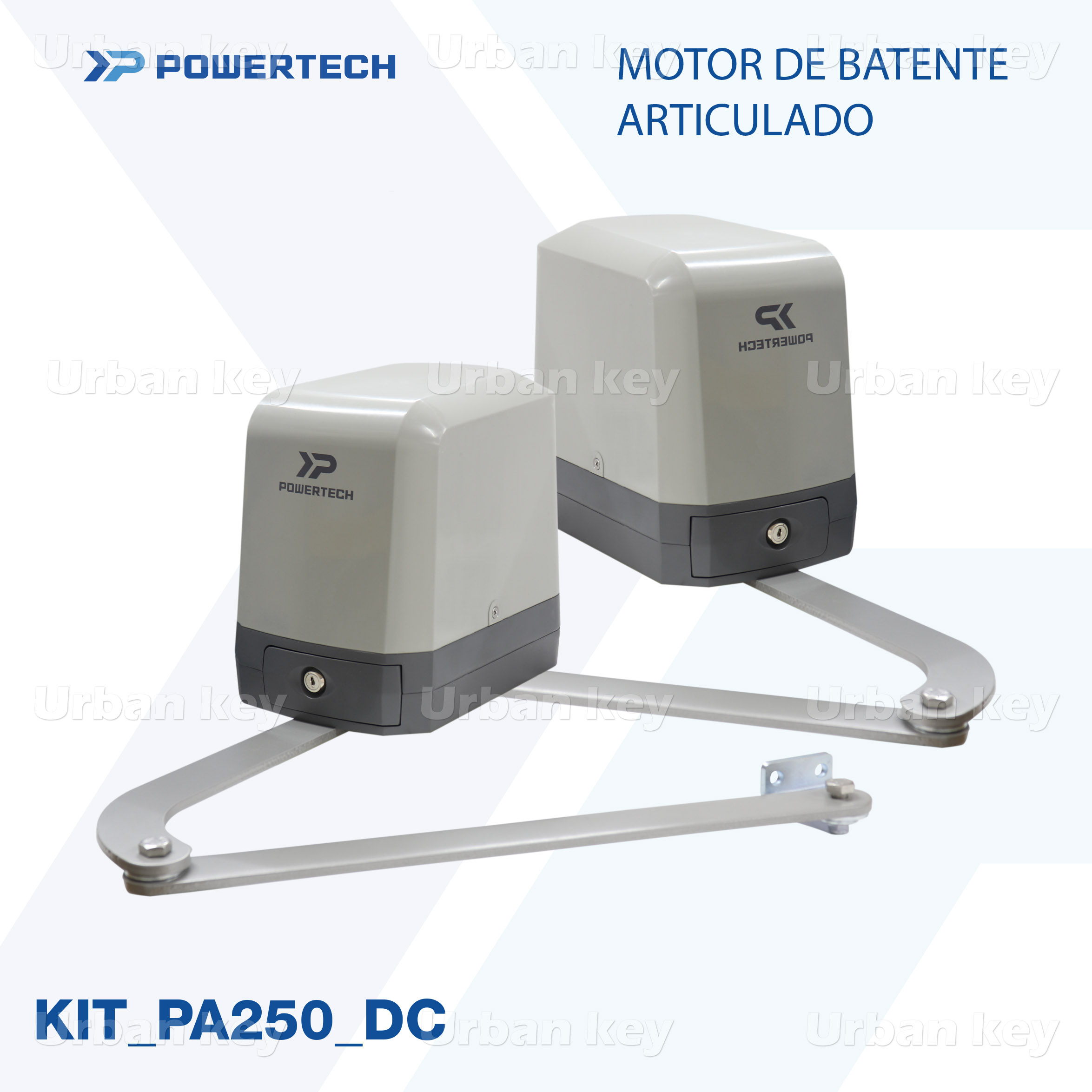 KIT POWERTECH ARTICULADO PA250_DC