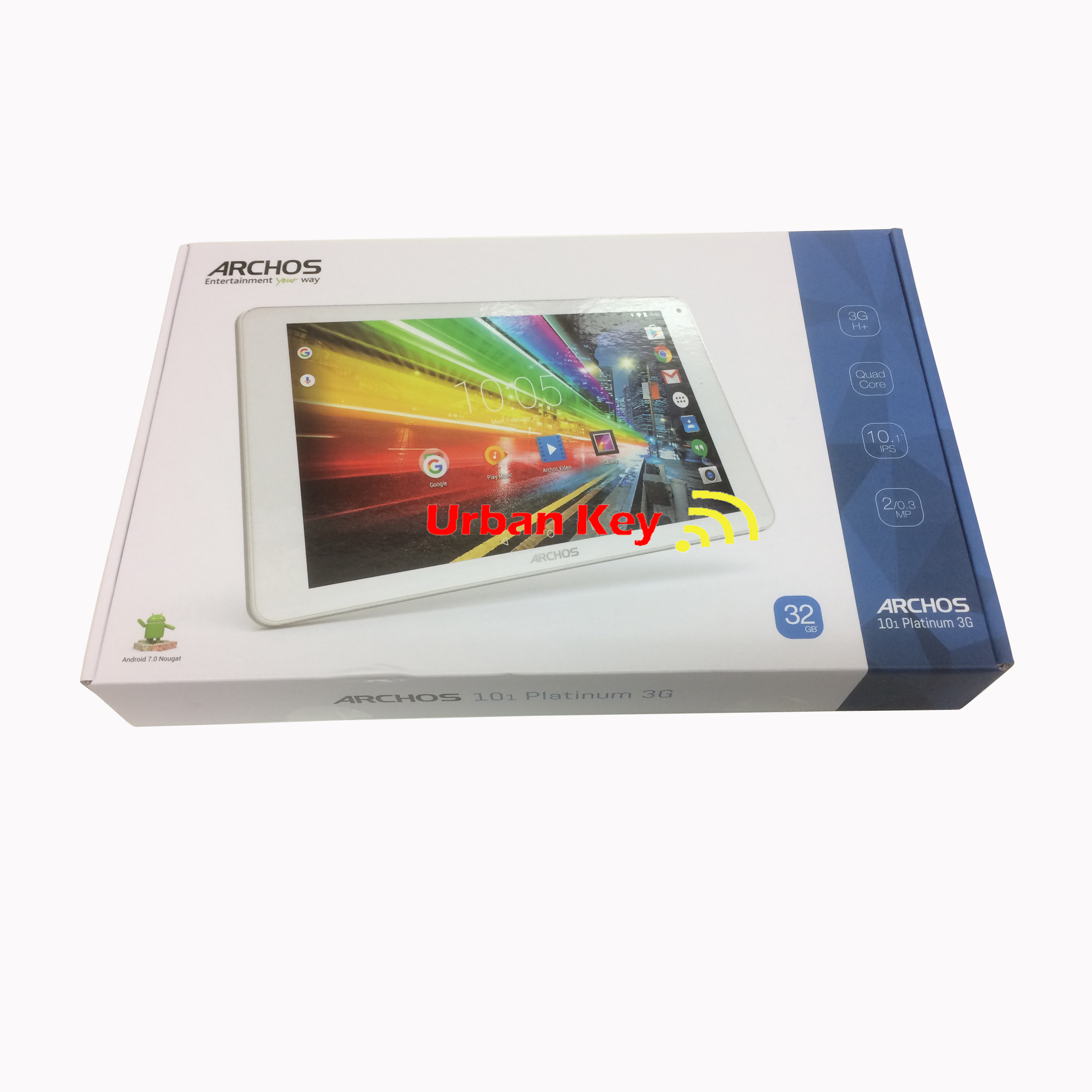 TABLET ARCHOS 101 PLATINUM 3G_32GB
