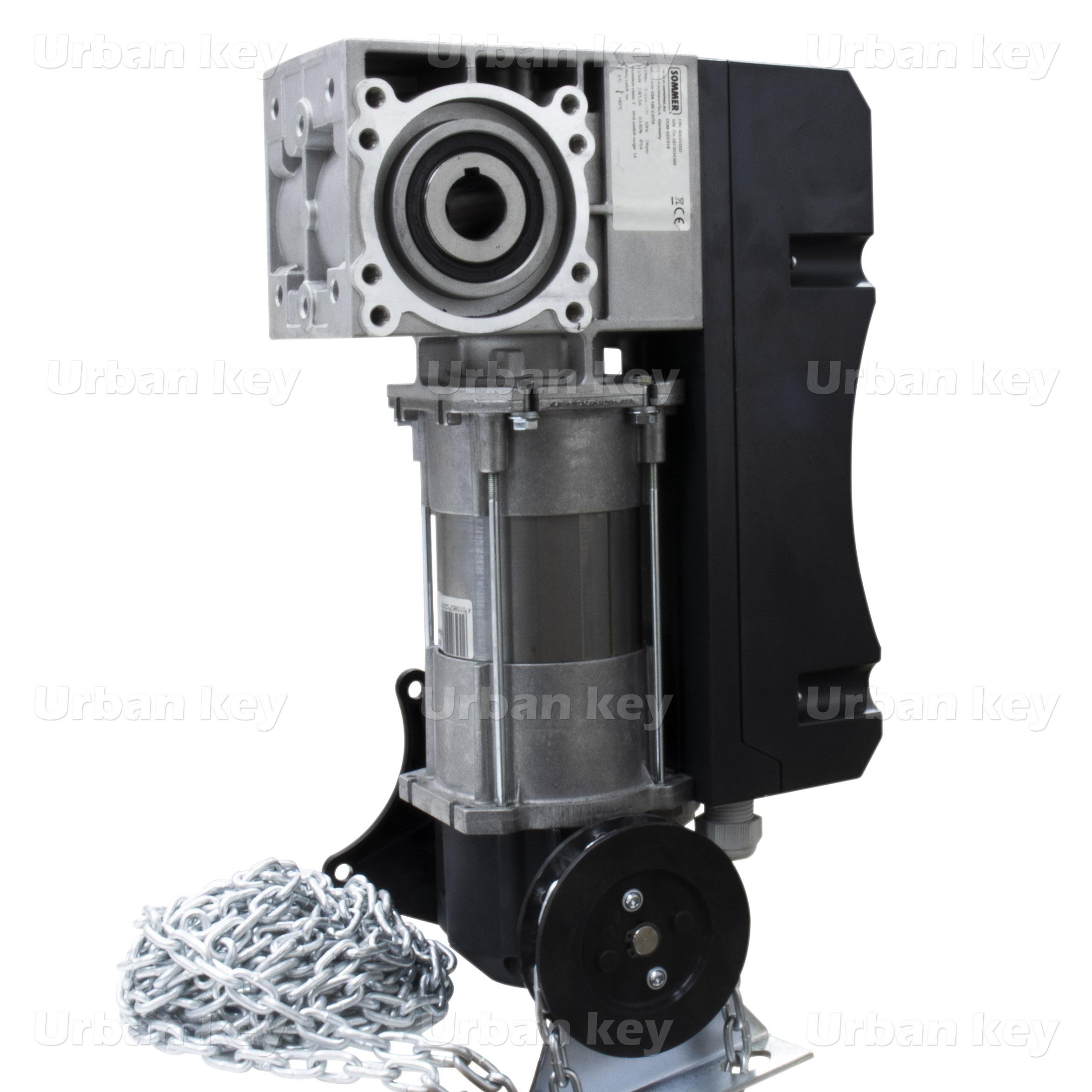 Motor industrial Sommer GIGAsedo H. presente