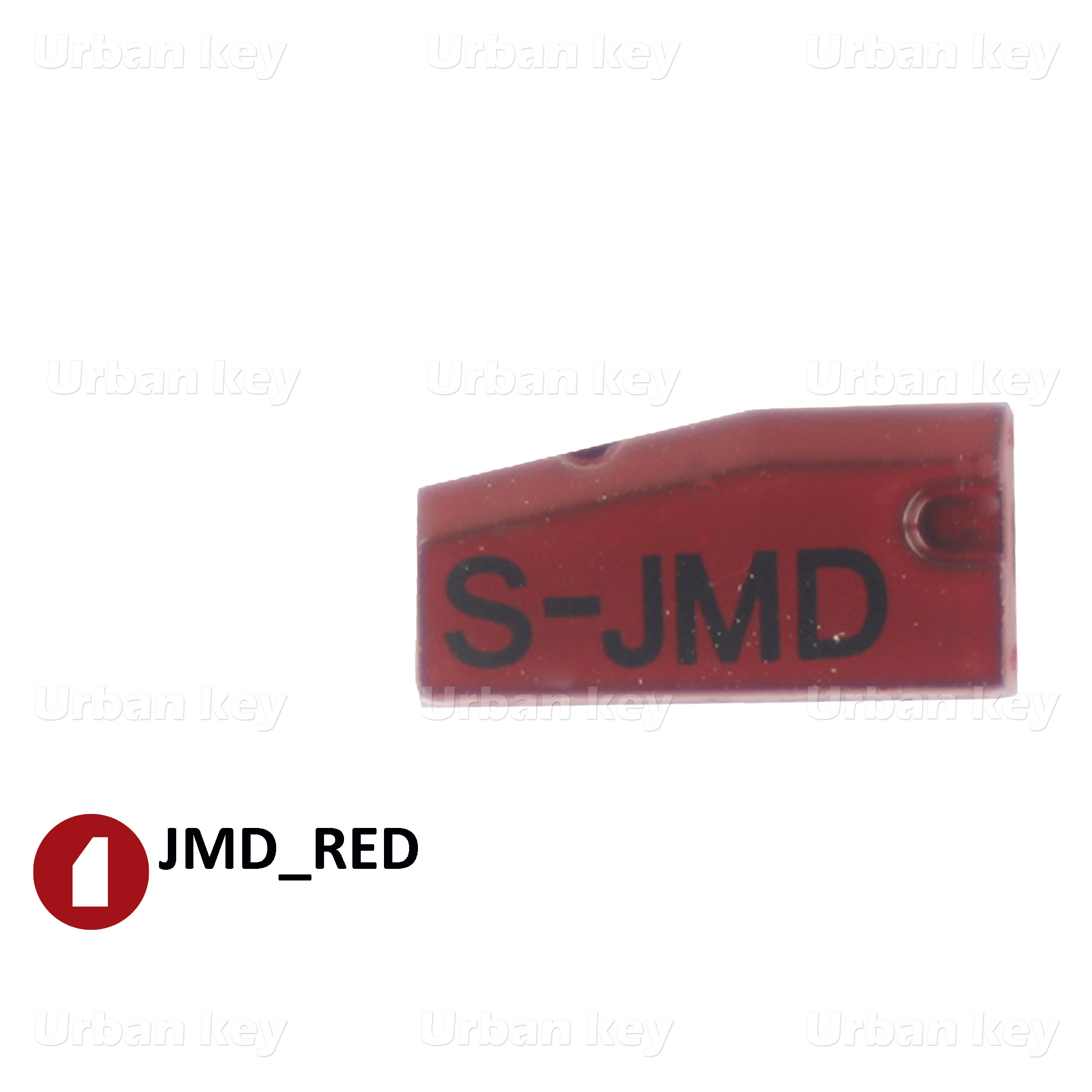 TRANSPONDER JMD RED