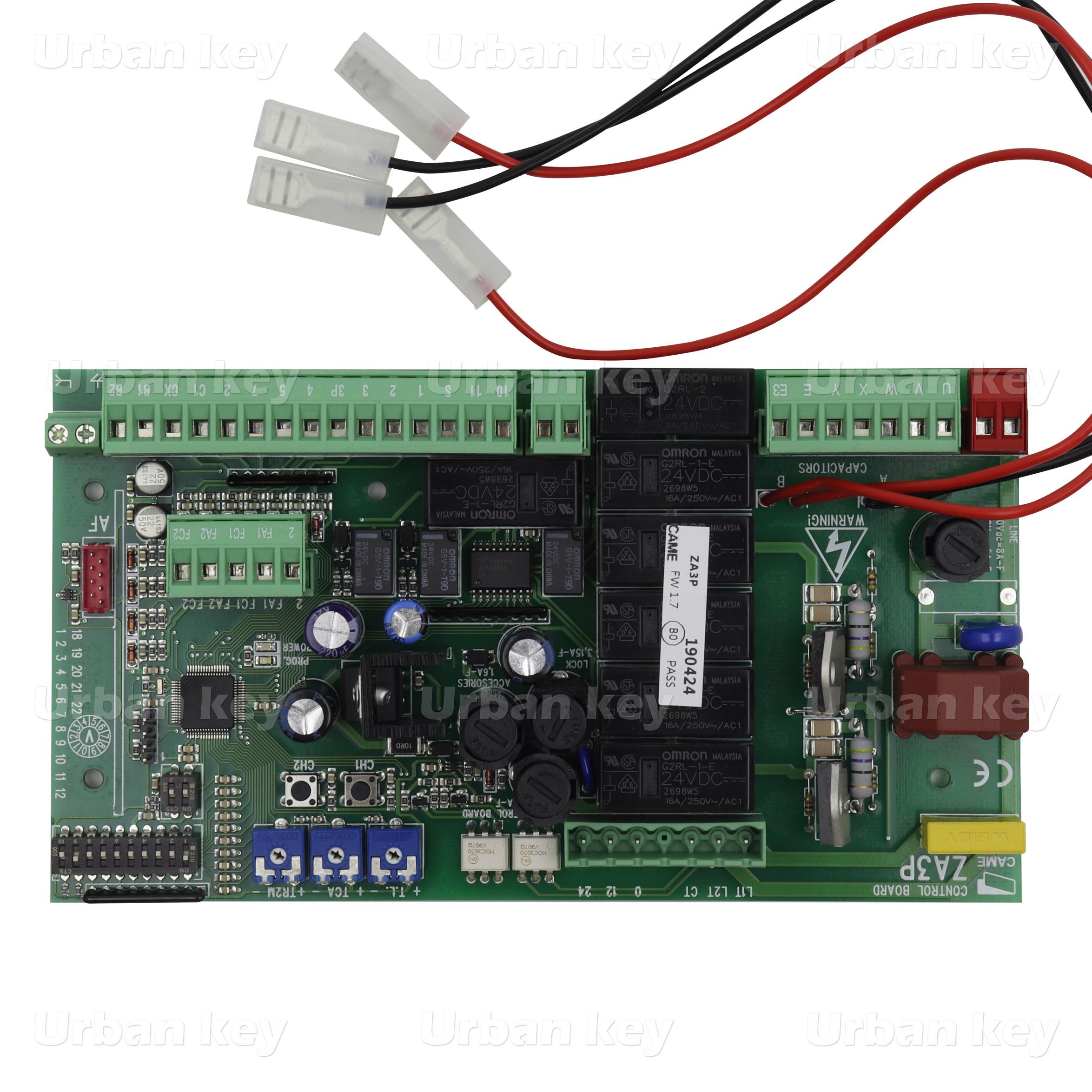 CENTRAL CAME ZA3P 230V