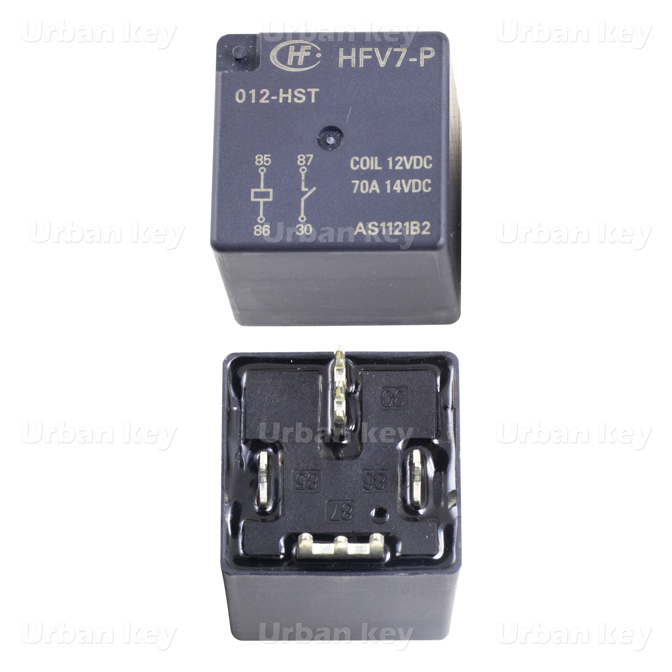 RELE AUTO HFV7_012_HS3_555