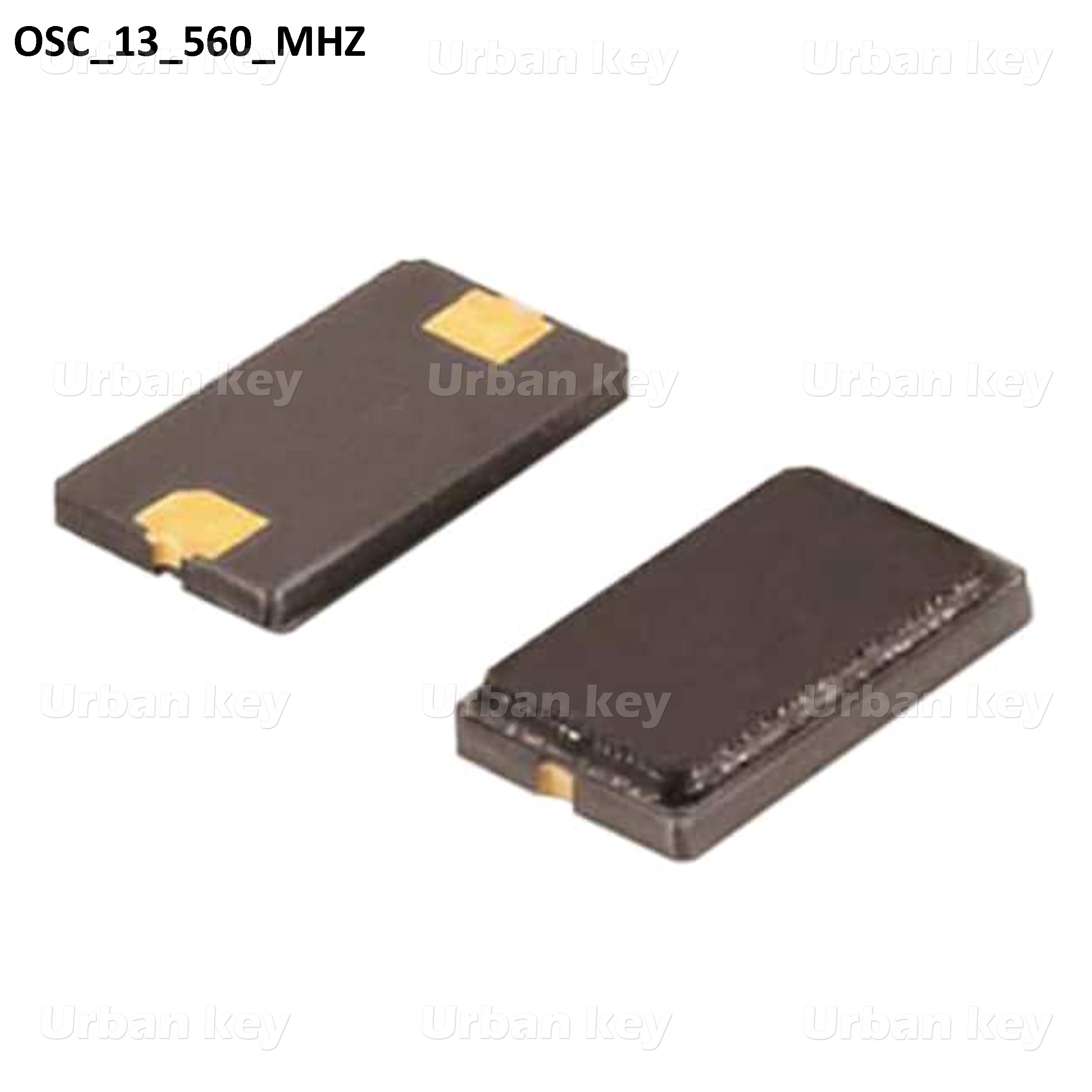 CRYSTAL OSCILADOR 13_560_MHz