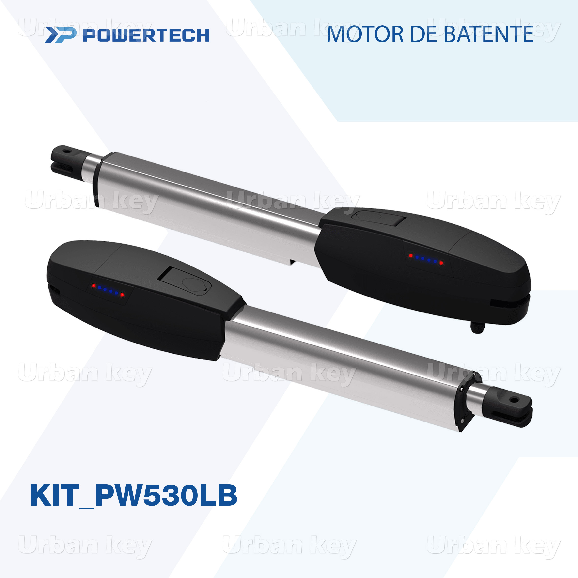 KIT BATENTE POWERTECH PW530LB 24V