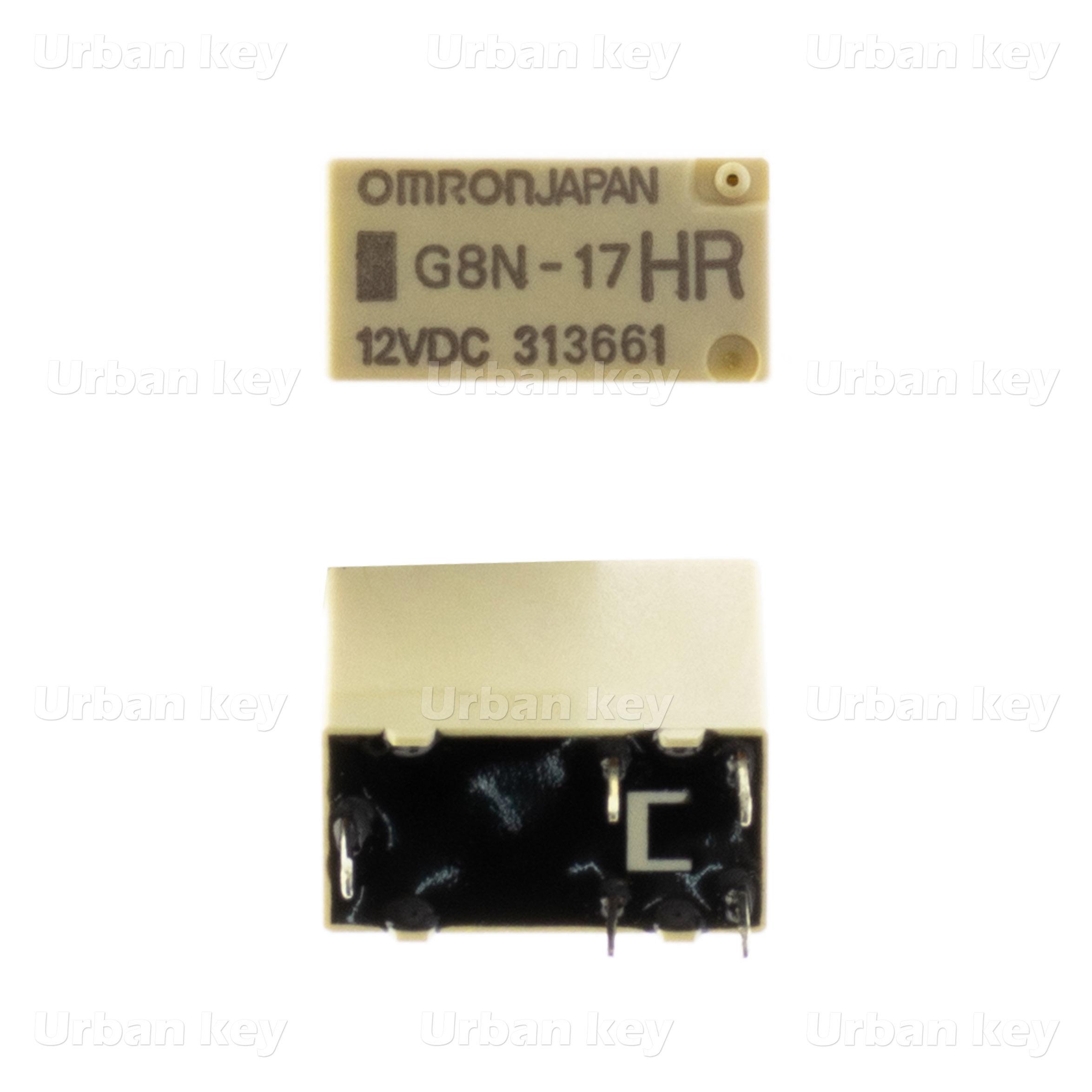 RELE G8N-17HR 12VDC