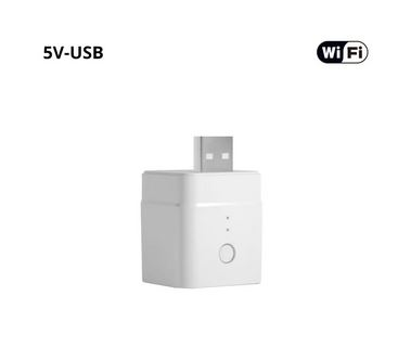 MODULO TOMADA USB INTELIGENTE WIFI SONOFF MICRO