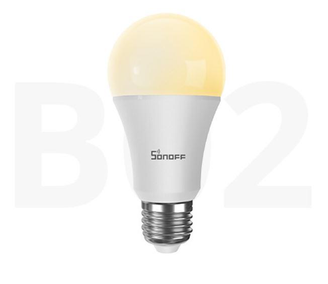 LAMPADA INTELIGENTE SONOFF B02_B_A60
