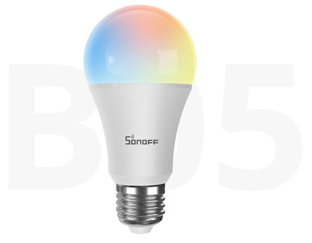 LAMPADA INTELIGENTE SONOFF B05_B_A60