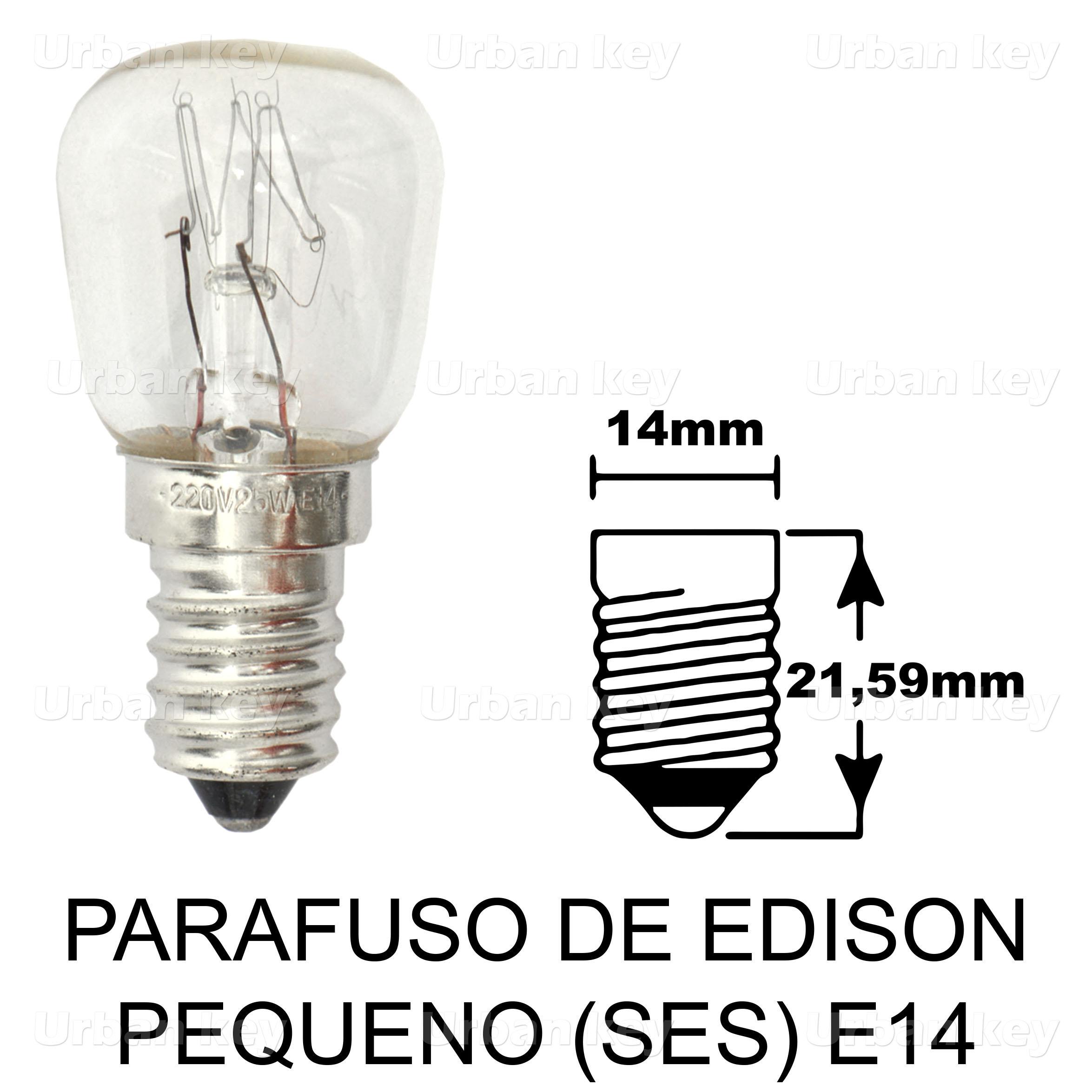 LAMPADA E14 220V 25W